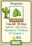 farmville nopales
