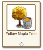 farmville yellow maple tree
