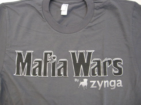 Mafia Wars t-shirt