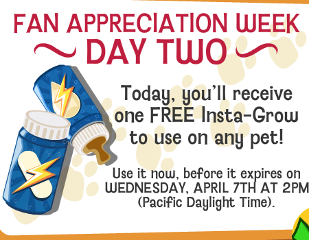 Happy Pets Fan Appreciation Day 2 Free Instagrow