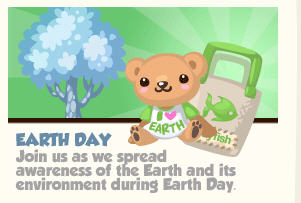 pet society earth day