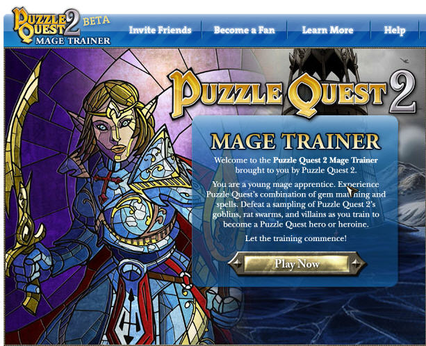 puzzle quest 2 mage trainer