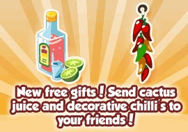 restaurant city mexican free gifts