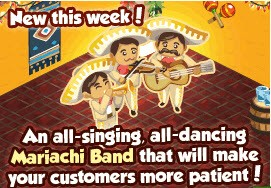 restaurant city mariachi band