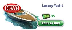 YoVille Luxury Yacht