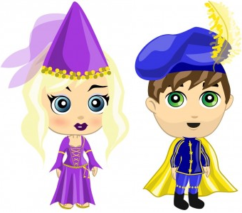YoVille Lounge Enchanted Costumes
