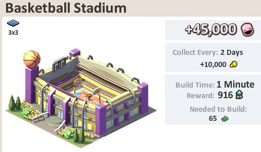 Social City Basketball Stadium
