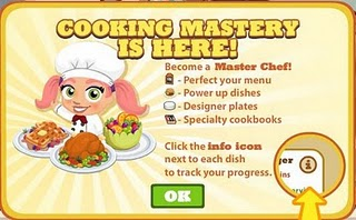 cafe world cooking mastery guide