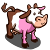 FarmVille Neapolitan Cow