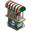 FarmVille Coffee Cart
