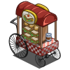 FarmVille Sandwich Cart