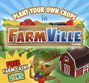 FarmVille Green Giant Farm Cash