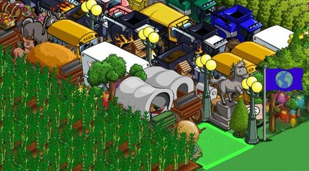 FarmVille Farm