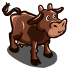 farmville chocolate brown cow