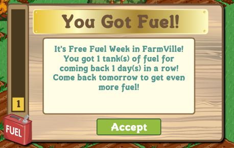 farmville fuel week comes back for round two