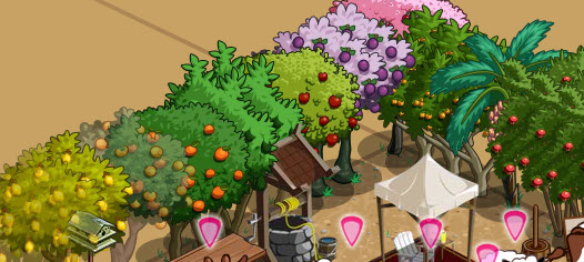 farmville tree crop mastery