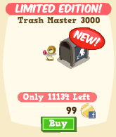 Happy Island Trash Master 3000