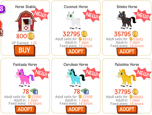 Happy Pets Horses and Stable in store