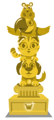 Happy Pets limited edition Pet Idol