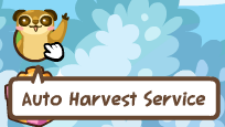 Auto Harvest Service icon in Pet Society