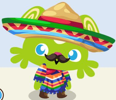 Pet Society dressed up for Cinco de Mayo