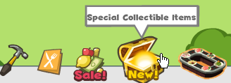 Restaurant City Special Collectibles icon