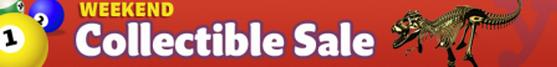 Yoville weekend collectible sale