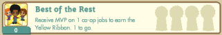 FarmVille Ribbon 30 - Employee of the Month