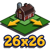 farmville 26 x 26 land expansion