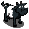 farmville belted cow
