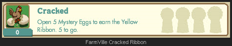 FarmVille Cracked Ribbon