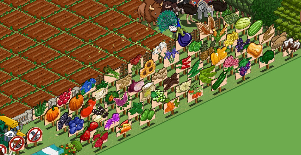 farmville crop mastery