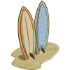 farmville double surfboard