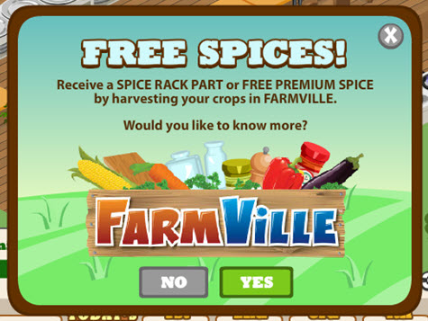 farmville cafe world free spices