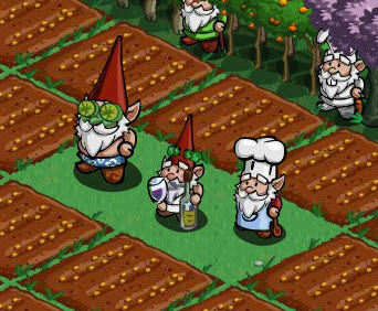 farmville gnomes
