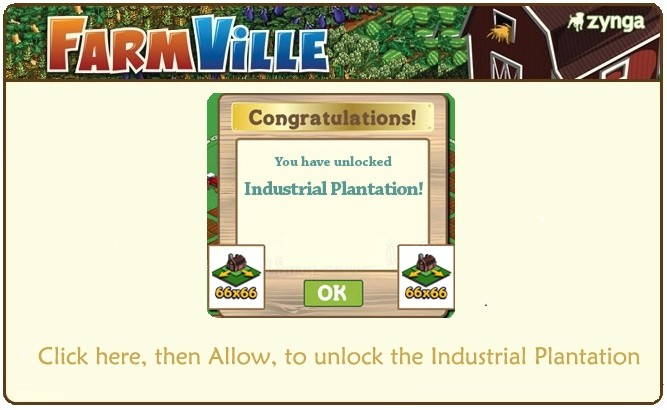 farmville land expansion plantation scam
