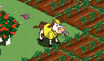 farmville referee cow