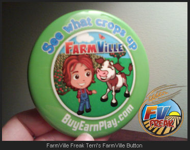 FarmVille Freak Terri's FarmVille Button