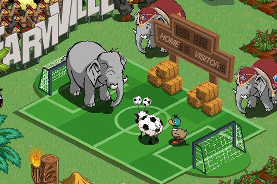farmville world cup