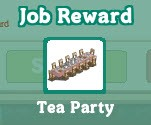 farmville tea party reward