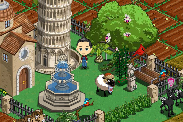farmville tuscan wedding rewards