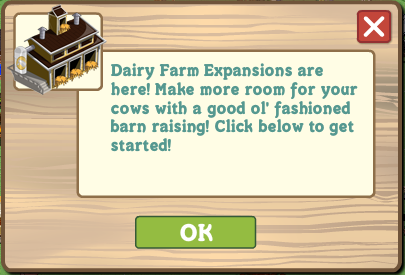 farmville dairy expansion