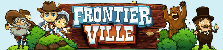 frontierville on facebook -- 5 million users