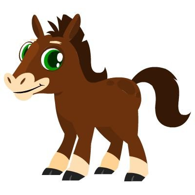 heppy pets chestnut horse