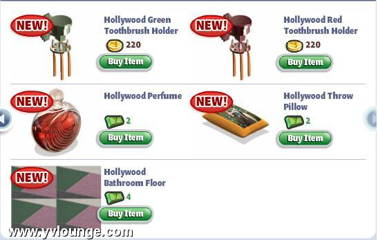 yoville hollywood bathroom