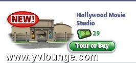 yoville movie sets
