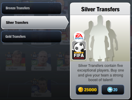 fifa superstars buying players