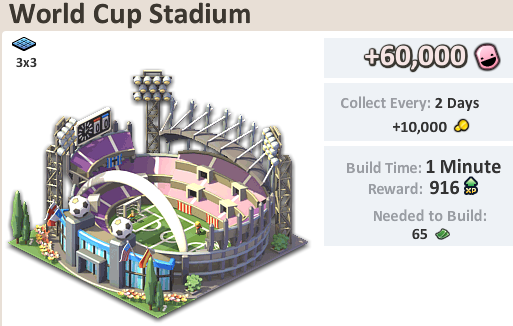 Social City World Cup Stadium