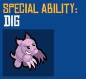 wild ones armadillo special ability