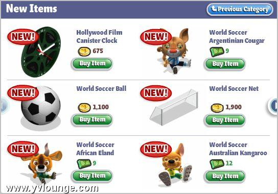yoville world cup football